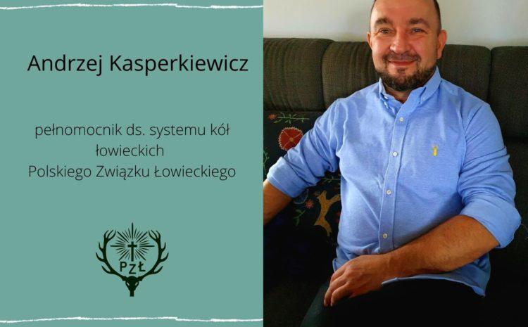 Pełnomocnik ds. systemu kół łowieckich Polskiego Związku Łowieckiego